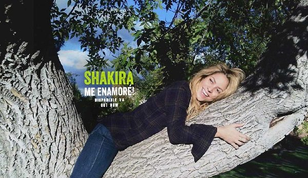 Shakira Me Enamoré