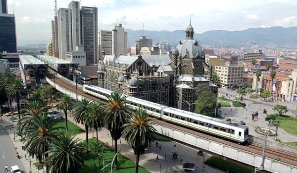 ciudad de Melgar y Medellín