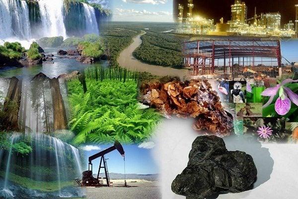 Recursos Naturales Renovables No Renovables Educacion Ambiental