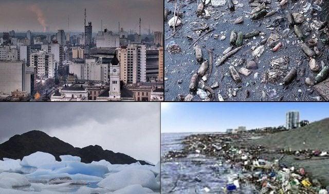 Impacto Ambiental Problemas Ambientales Clasificacion