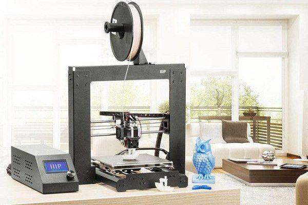 Decoración 3D máquina de impresión 3D