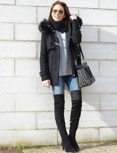 Botas - moda para invierno