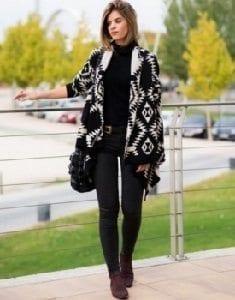 Cardigans - moda para invierno
