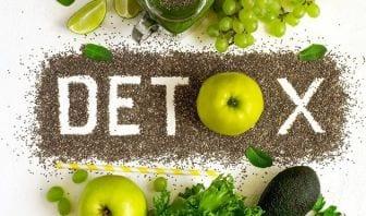 Terapia de desintoxicación detox