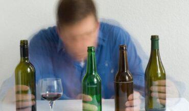 Intoxicación por Dependencia del Alcohol