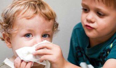 Enfermedades comunes de la infancia