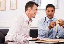 Seguimiento del tratamiento para cáncer de próstata