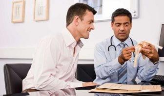 Seguimiento del tratamiento para cáncer de próstata, la prostatectomía radical