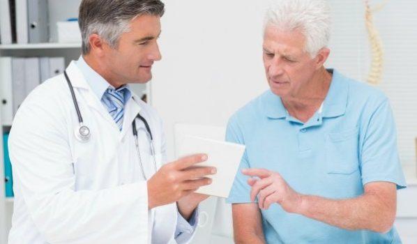 biopsia de próstata sustancial