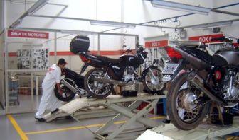 talleres para motos en Barranquilla