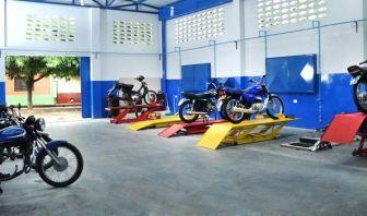 talleres para motos en Cúcuta
