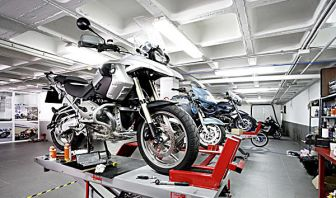 talleres para motos en Medellín