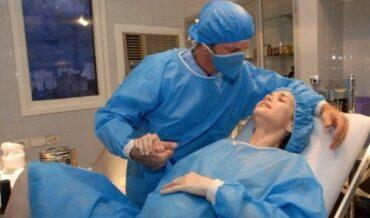 Atención en sala de partos