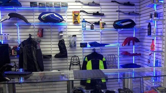 Almacenes de Repuestos para Motos en Barranquilla