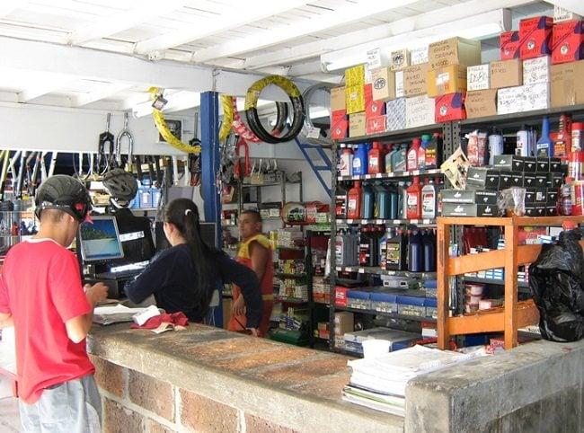 Almacenes de Repuestos para Vehículos en Bucaramanga
