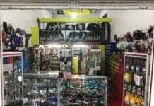 Almacenes de Repuestos para Motos en Cartagena