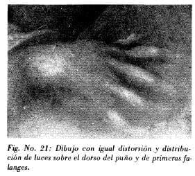 Pintura de dorso del puño