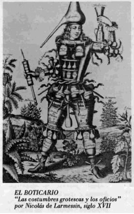El Boticario,Nicolás de Larmessin