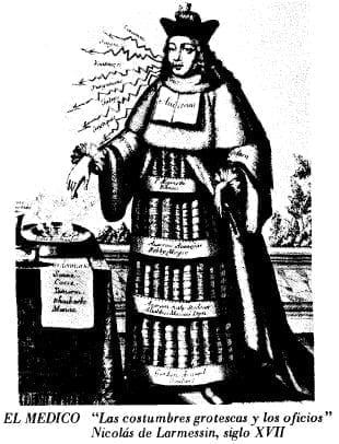 El Medico, Nicolás de Larmessin