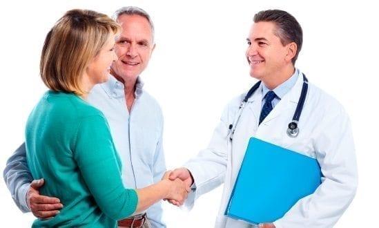 Modelo de servicio enfocado en el trato humano de los pacientes y sus familias