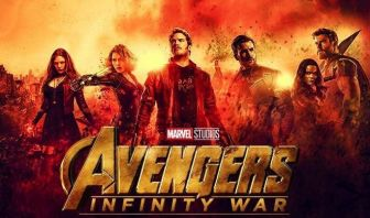 Avengers Infinity Wars Estreno