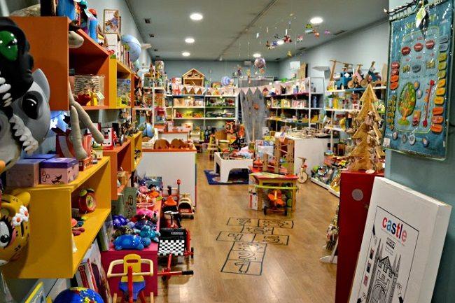 almacenes de juguetes en Cúcuta