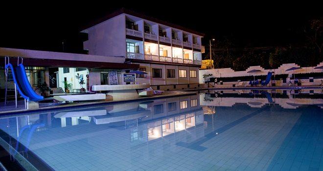 balneario de Melgar