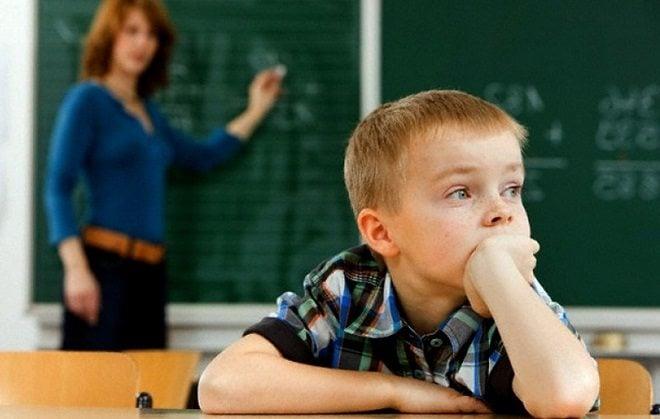 Resultado de imagen de niños con déficit de atención