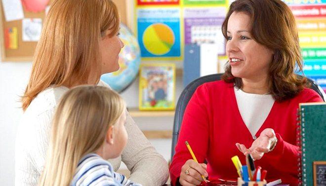 Relación padres y profesores