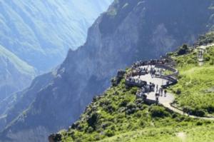 Valle del Colca (lugares para visitar en perú)
