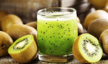 Cóctel Kiwi Soda