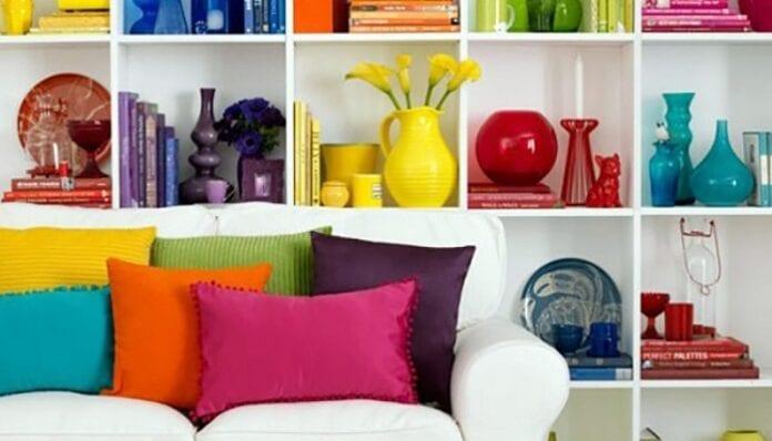 Ideas Añadir Color a tu Hogar