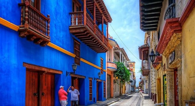 ciudad de Cartagena