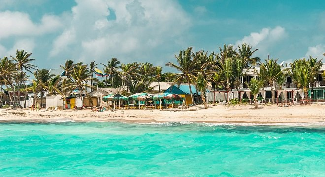 Las Islas de San Andrés