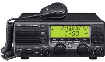Características Técnicas de Los Equipos de Radiocomunicación
