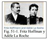 Fritz Hoffman yAdèle La Roche