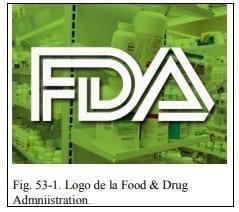 Logo de la Food & Drug