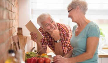 Alimentación Balanceada en Menopausia