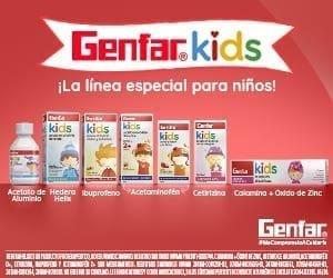 Genfar Kids 300x250 linea especial