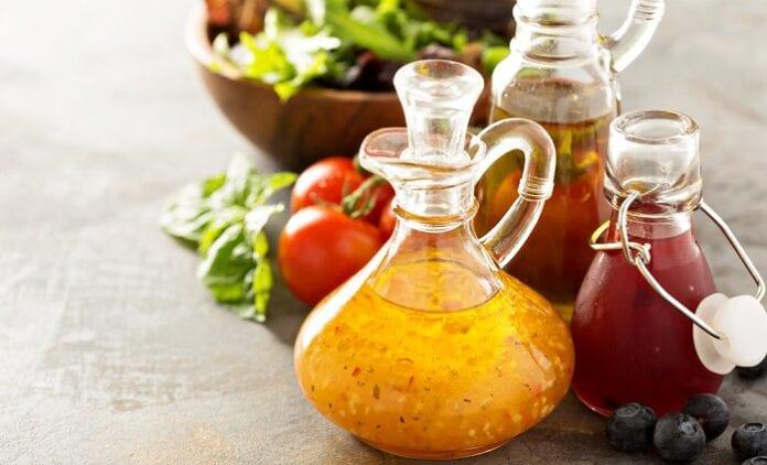 vinagretas para ensaladas