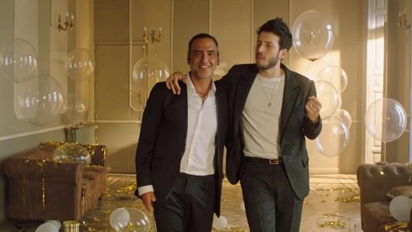 Contigo Siempre- Alejandro Fernández, Sebastián Yatra