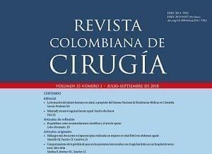 Revista Colombiana de Cirugía