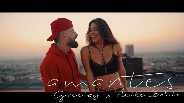 Amantes - Greeicy ft Mike Bahía