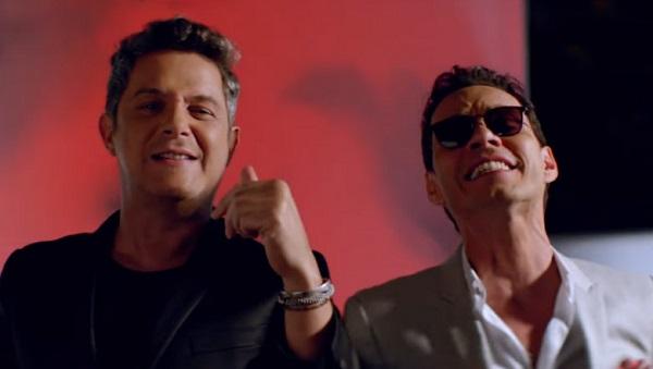 Deja Que Te Bese - Alejandro Sanz ft. Marc Anthony