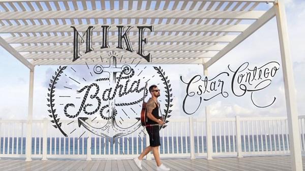 Estar Contigo - Mike Bahía