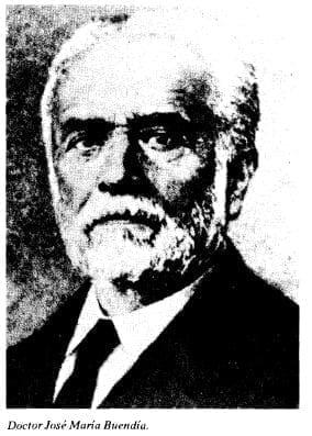 Doctor José María Buendía