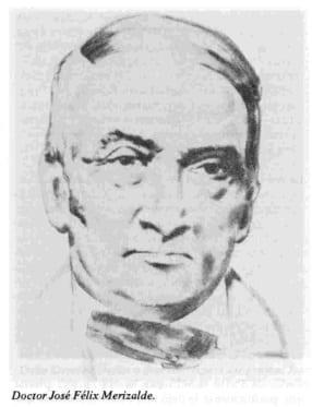 Doctor José Félix Merizalde
