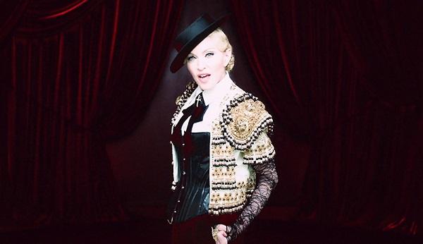 Living For Love - Madonna