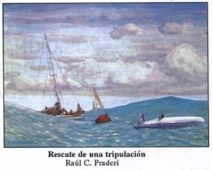 Rescate de una tripulación