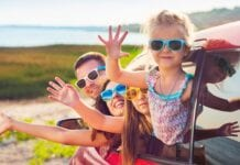 Consejos para Pasar Vacaciones en Familia